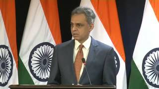 Media Briefing by Official Spokesperson (February 13, 2015)