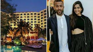 इस होटल में होगी सोनम-अानंद की रिसेप्शन पार्टी, इतना आएगा खर्चा | Sonam Kapoor Wedding Updates