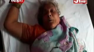 बहू के जुमलों से परेशान आकर वृद्धा ने नहर मेंं कूदकर किया आत्महत्या का प्रयास