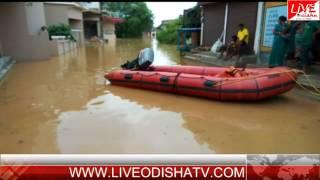 ROURKELA FLOOD SITUATION