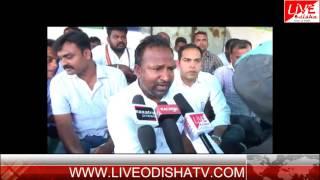 BARAGARH STRIKE FOR DOCTOR IN HOSPITAL