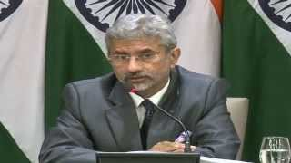 Media Briefing on PM's visit to Seychelles, Mauritius and Sri Lanka (March 9, 2015)