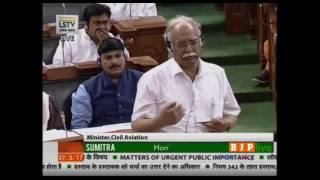 MP is also a passenger; we can't compromise safety in an airline: Shri Ashok G. Raju