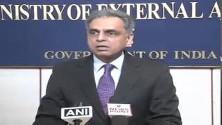 Spokesperson's response to Pak HC's statement on Hurriyat leaders being invited on Pak National Day