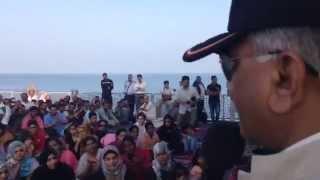 'Operation Raahat' onboard INS Mumbai ( April 5, 2015 )
