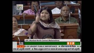 Police & CPM ruled states work together as a syndicate against the students, RSS & BJP: Smt. Mahajan