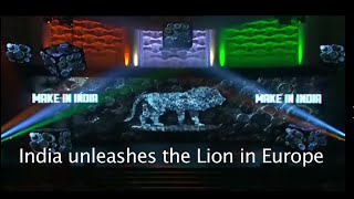 India Unleashes the Lion