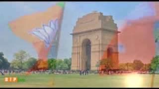 BJP Delhi MCD campaign song : Bhajapa Dil main, Bhajapa Dilli main
