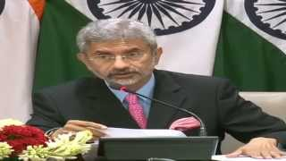 Media Briefing by Foreign Secretary on PM's forthcoming visit to Bangladesh (June 05, 2015)