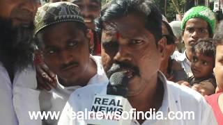 Rally At  Bandra, Auto Rickshaw Driver, seeking justice to Asifa