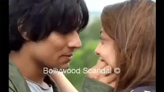 Kajal Agarwal Hot Kissing Scene Leaked