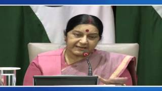 Curtain raiser programme by EAM for PBD 2016 Conference Edited