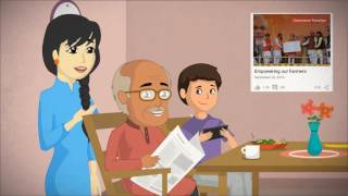 Narendra Modi App Empowering you with Information
