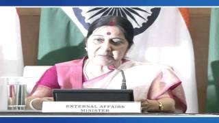 Edited:Press Conference by External Affairs Minister (October 26,2015)