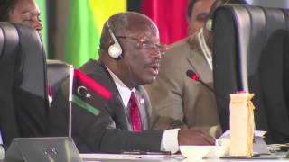 Proceedings of Foreign Ministers Meeting, India Africa Part 6