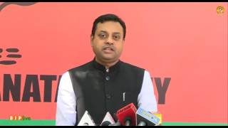 Dr.  Sambit Patra on BJP victory in MCD Elections 2017: 26.04.2017
