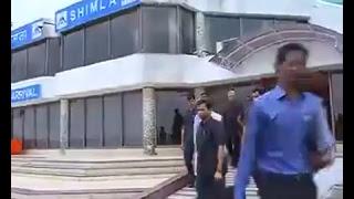 PM Modi flags off first UDAN flight under Regional Connectivity Scheme, on Shimla-Delhi sector