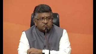 Mamata Banerjee govt is now scared after Shri Amit Shah's successful tour in West Bengal: RS Prasad