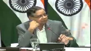 Media Briefing by Sherpa Arvind Panagariya on the forthcoming G-20 Summit in Antalya