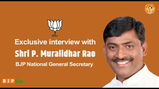 Join LIVE discussion with Sh P. Murlidhar Rao on BJP's Southern Push on 8.05.2017. #AskMuralidharRao