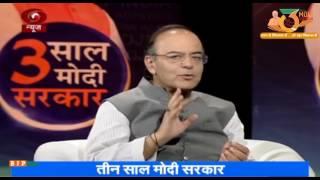 FM Arun Jaitley decodes how a defunct #Aadhaar scheme has been turned around as a splendid success