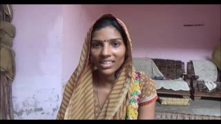 Beneficiary of Deen Dayal Upadhyaya Gram Jyoti Yojana, Chaorhar Village, UP
