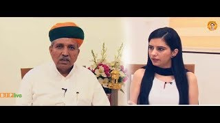 Bharat Ke Badhte Kadam: An exclusive interview with Shri Arjun Ram Meghwal
