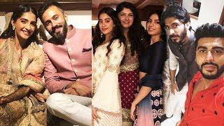 (Inside Video ) Sonam Kapoor's Mehndi Ceremony | Sonam-Anand Wedding