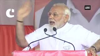 PM Modi: Congress no more talks about 'gareeb' as people have elected a 'gareeb' as their PM