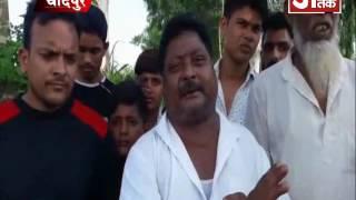 यूपी में बदमाशो के हौंसले बुलंद, ईलाज के लिये दिल्ली जा रहे मां—बेटे से दिनदहाड़े लूट