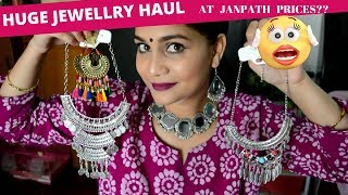 HUGE Affordable Janpath Style Junk Jewellery Haul | Rs. 25 to Rs. 350 | Junk Jewellery online