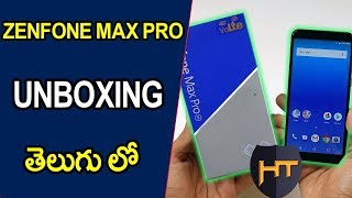 Asus Zenfone Max Pro M1 Unboxing ||The Redmi Note 5 Pro Killer ||Telugu Tech Tuts