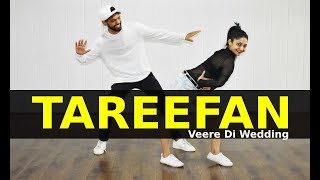 Tareefan Dance Choreography - Veere Di Wedding | Tareefan Dance Cover Choreography