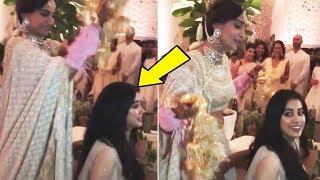 Sonam Kapoor Wedding: Jhanvi Kapoor MARRIAGE Will Take Time, Sonam Proves It With Kalires