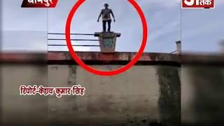 मौत की डाईव, बैराज में नहाने गये युवक की मौत