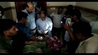 बालाकोट सेक्टर में बारूदी सुरंग फटने से व्यक्ति घायल