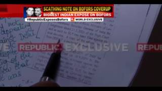 Bofors expose: CBI saw substantial merit in pursuing Bofors case in the courts but UPA overruled it.