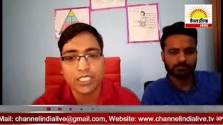 Genius public sec. School में नव वर्ष उत्सव वडी धूम धाम से मनाया #Channel India Live
