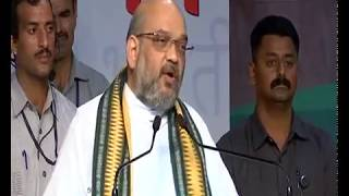 Shri Amit Shah's speech at Intellectuals & eminent citizens meet in Rohtak, Haryana : 02.08.2017