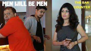 Men Will Be Men 1 | The Bar Counter