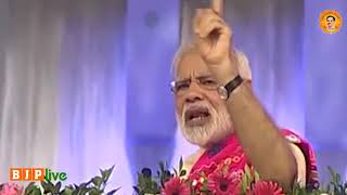 When world bank refused money for the Sardar Sarovar Dam, temples of Gujarat donated money: PM Modi