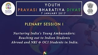 Youth PBD Convention 2017: Plenary Session I