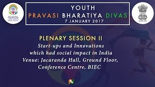 Youth PBD Convention 2017: Plenary Session II