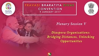 PBD Convention 2017​: Plenary Sessions V