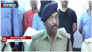 मुठभेड़ के बाद 2 शातिर बदमाश गिरफ्तार, 3 मोबाइल फोन के साथ 74 हजार रुपए बरामद