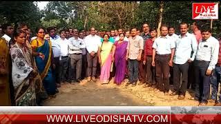 Mohona Nikhila Odisha Teacher meeting