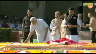 PM Narendra Modi pays tribute to Lal Bahadur Shastri on his birth anniversary