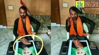 भारत को तोड़ने वाले गद्दारों पर भड़के दीपक शर्मा, AMU के गद्दारों को दिया जवाब