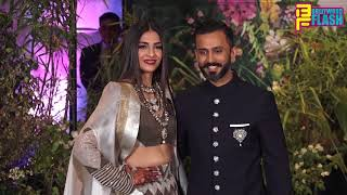 Sonam Kapoor After Marriage First Night Party With Husband Anand Ahuja  video - id 341995977530cb - Veblr Mobile