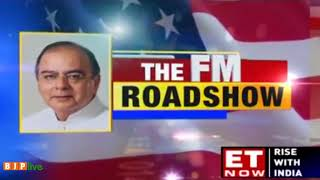 Structural reforms-demonetisation & GST are indications of higher level of growth returning back: FM